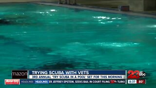 Annual 'Try Scuba in a Pool' event