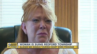 Lawsuit: Woman accuses supervisor of sexual assault during court work program