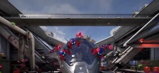 Grand opening for Avengers Campus in California