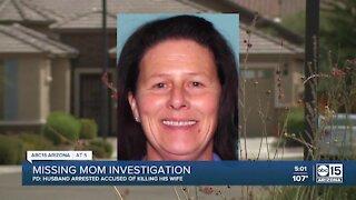 Missing mom investigation