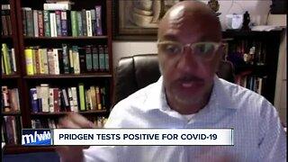 Buffalo Common Council President Darius Pridgen reveals COVID-19 diagnosis