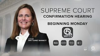 The Supreme Court confirmation process begins today