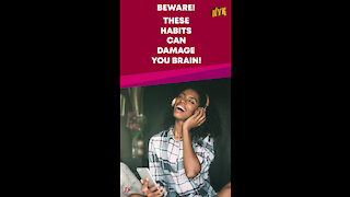 What Are Some Bad Habits That Can Harm Your Brain?