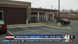 Banking experts discourage large withdrawals amid Coronavirus pandemic