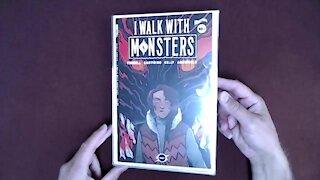 Reading Comic Books: I Walk With Monsters, 2020, Vault Comics [ASMR, Male, Soft-Spoken, Horror]
