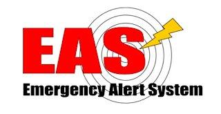 A reminder regarding the Emergency alert system