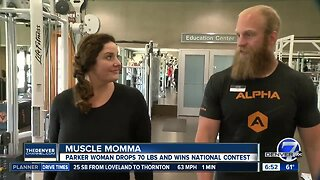 Parker woman loses 70 pounds, wins national Lifetime contest