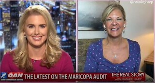 """The Real Story - OANN """"The Big Lie"""" with Kelli Ward"""