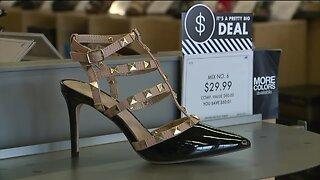 Reopening Retail Shoe Stores