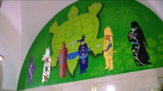 New Milwaukee County Courthouse mural unveiled