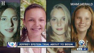Palm Beach millionare Jeffrey Epstein trial to start