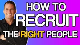 How to Recruit in Network Marketing - Identify Your Target Market