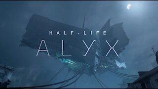Half-Life: Alyx Official Announcement Trailer