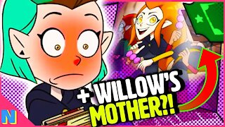 Lumity Enters Overdrive & Eda's Mystery Girlfriend! | The Owl House 'Wing It Like Witches' Breakdown