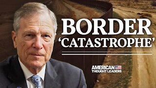 'It Is a Catastrophe'—Rep. Brian Babin on Biden's Border Policy | American Thought Leaders