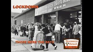 LOCKDOWN: The Beer Store 2021