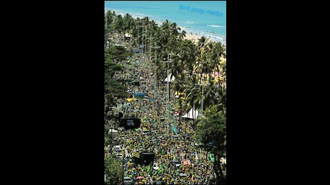 Brazil stands 4 Freedom Sept/2021