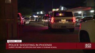 Police shooting in Phoenix