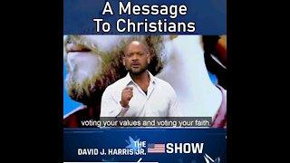 Essential for Christians -David J Harris Jr.