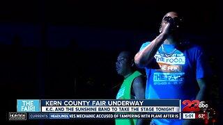 Kern County Fair underway