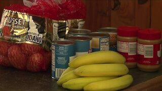 Community fridge in Lakewood opens to help those in need