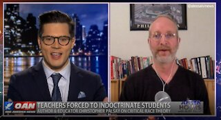After Hours - OANN Student Indoctrination with Christopher Palsay