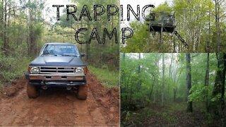 South Carolina Trapping Camp