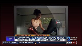 Top health and fitness trends for 2020