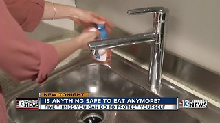 Holiday food safety: Avoid foodborne illness with 5 simple tips