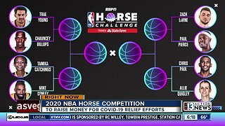 2020 NBA Horse Competition