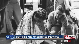 What's the difference between certified and uncertified midwives?