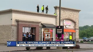 """""""Cop on a Rooftop"""" event happening at area Dunkin' locations Friday"""