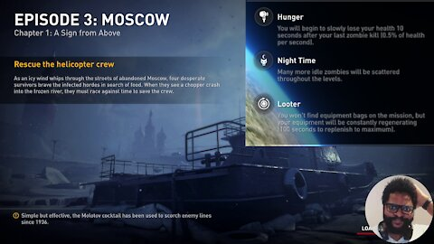 World War Z - Normal challenge of the week 2021/01/18