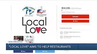 We're Open: Helping restaurants stay alive with 'local love'
