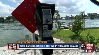 Treasure Island city leaders vote to add more parking meters