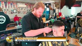 Meet Brandon the Barber
