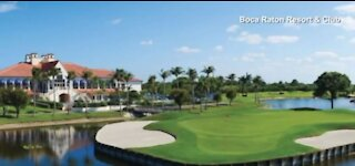 Boca Raton golf course agreement approved
