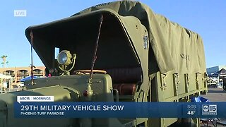 29th Annual Military Vehicle Show