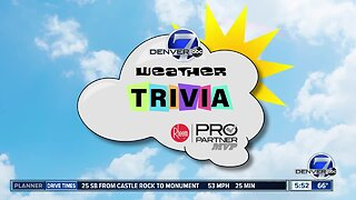 Weather trivia: When was the earliest first snow?