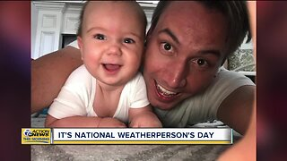 It's National Weatherperson Day!