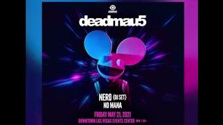 DEADMAU5 coming to Downtown Las Vegas Events Center