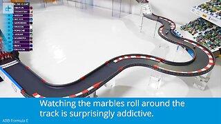 Formula E Marble Racing