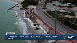 Causeway expansion project approved