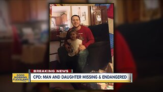 Police looking for missing father, daughter