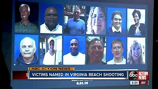 Who they are: Remembering the Virginia Beach shooting victims