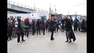Gender Based Violence march