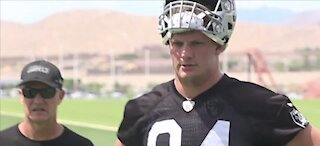 Supportive NFL comments pour in for Carl Nassib after landmark announcement