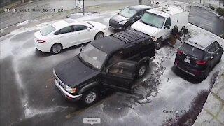 Thieves target North Olmsted repair shops
