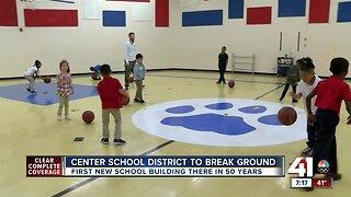 Center School District to break ground