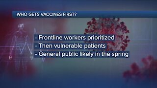 Henry Ford vaccine distribution